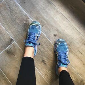 Women's Nike Free Run Flyknit
